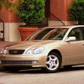 2000 Lexus GS 300 Sedan