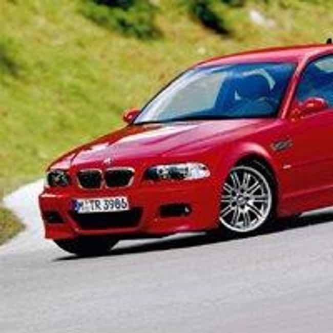 2006 BMW M3 Coupé is listed (or ranked) 4 on the list List of Popular BMW M3s