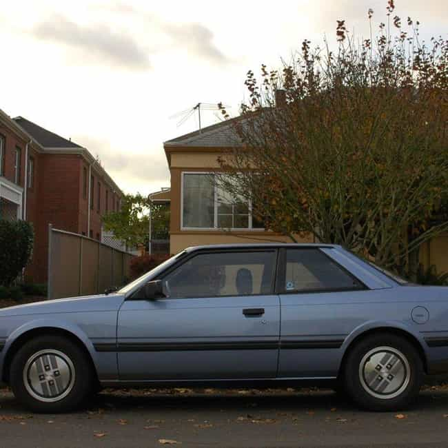 1985 Mazda 626 Coupé is listed (or ranked) 1 on the list List of Popular Mazda 626s