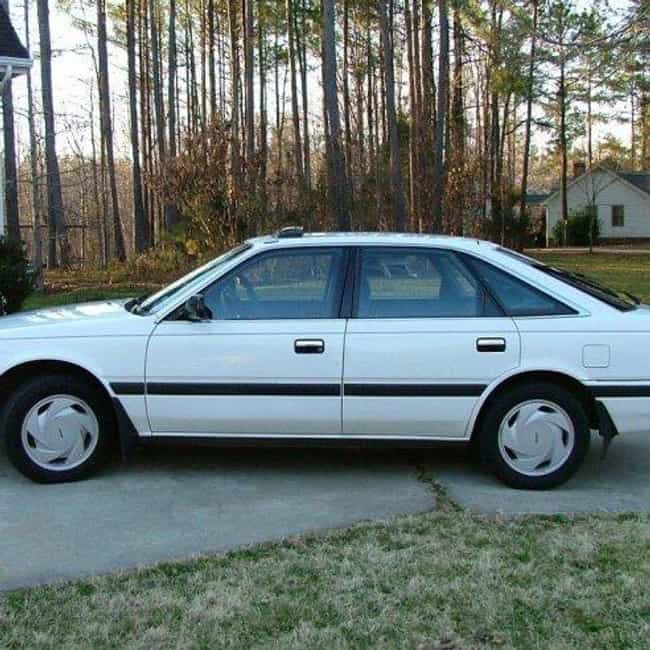 1985 Mazda 626 Hatchback is listed (or ranked) 2 on the list List of Popular Mazda 626s