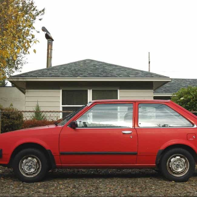 1985 Mazda GLC Hatchback is listed (or ranked) 1 on the list List of Popular Mazda Familias