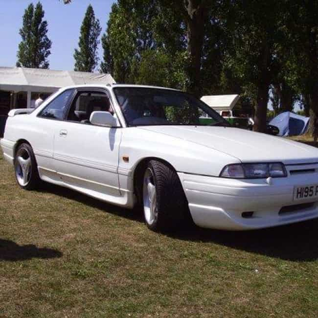 1987 Mazda 626 Coupé is listed (or ranked) 4 on the list List of 1987 Mazdas