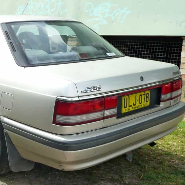 1990 Mazda 626 Sedan is listed (or ranked) 3 on the list List of 1990 Mazdas