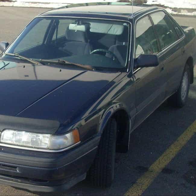 1991 Mazda 626 Sedan is listed (or ranked) 4 on the list List of 1991 Mazdas
