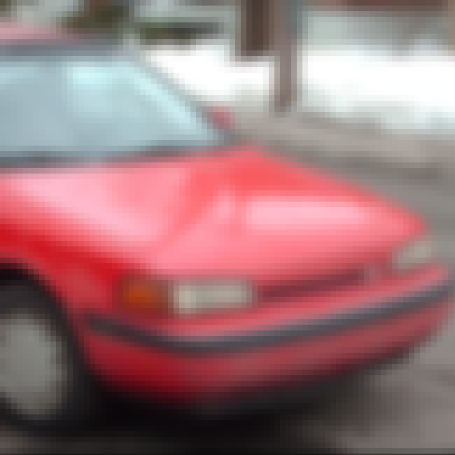 1992 Mazda 323 Hatchback is listed (or ranked) 1 on the list List of 1992 Mazdas