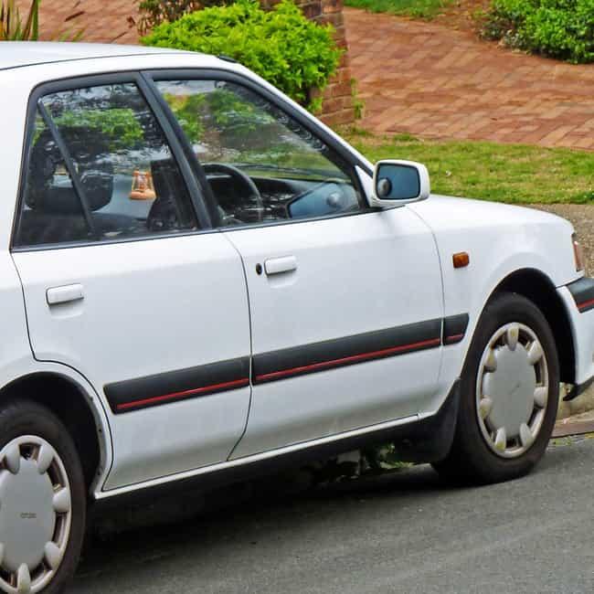 1991 Mazda 323 Sedan is listed (or ranked) 2 on the list List of 1991 Mazdas