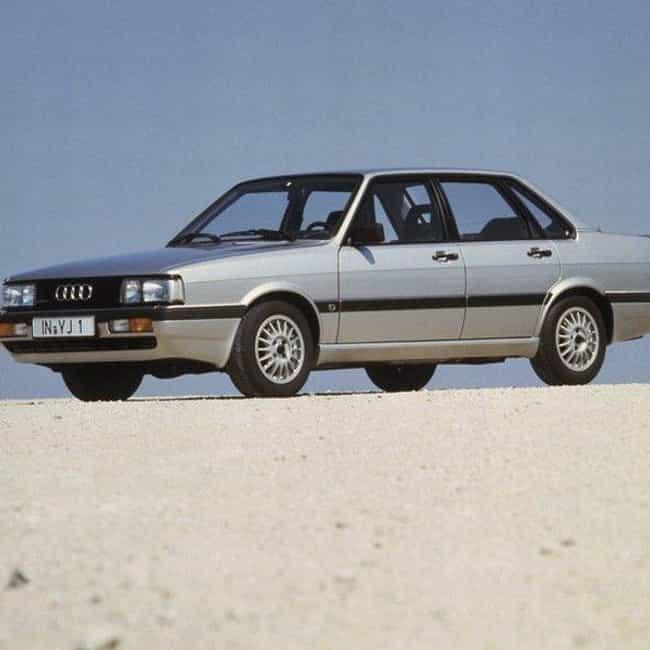 1989 Audi 90 Sedan is listed (or ranked) 3 on the list List of Popular Audi 90s