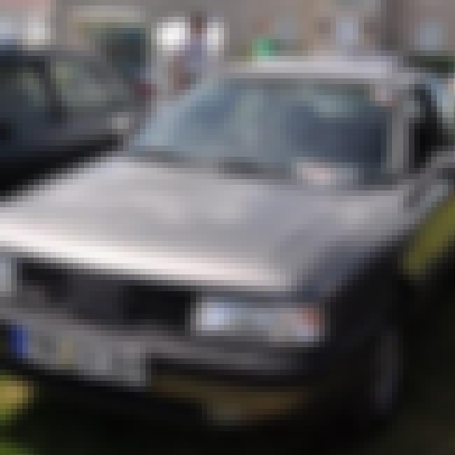1988 Audi 90 Sedan is listed (or ranked) 1 on the list List of Popular Audi 90s