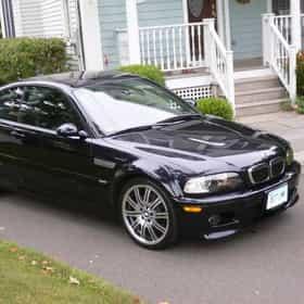 2005 BMW M3 Coupé