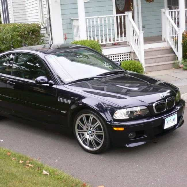 2005 BMW M3 Coupé is listed (or ranked) 2 on the list List of Popular BMW M3s