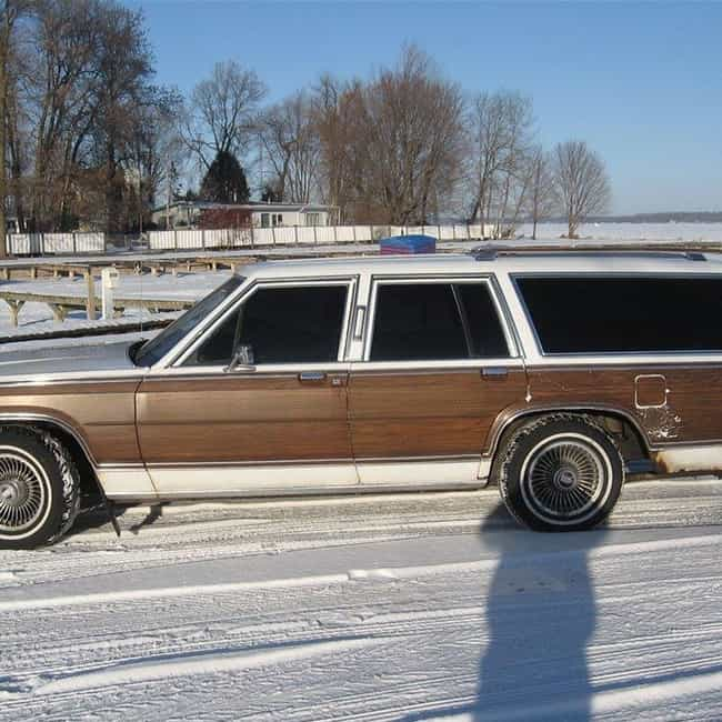 1985 Mercury Grand Marquis Sta... is listed (or ranked) 3 on the list List of Popular Mercury Grand Marquiss