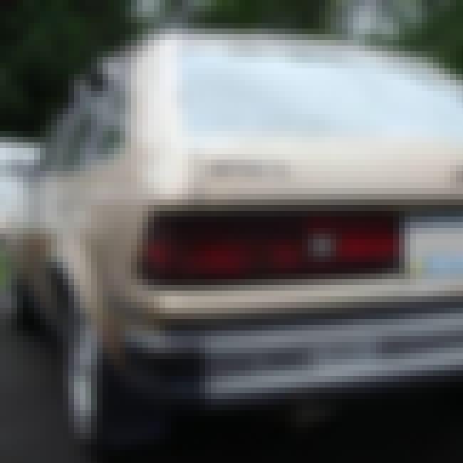 1985 Mercury Lynx Hatchback is listed (or ranked) 1 on the list List of Popular Mercury Lynxs