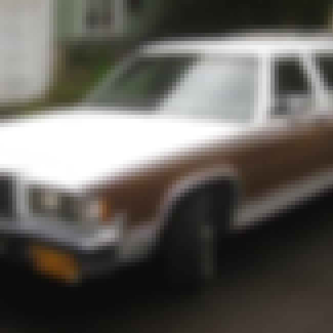 1987 Mercury Grand Marquis Sta... is listed (or ranked) 4 on the list List of 1987 Mercurys