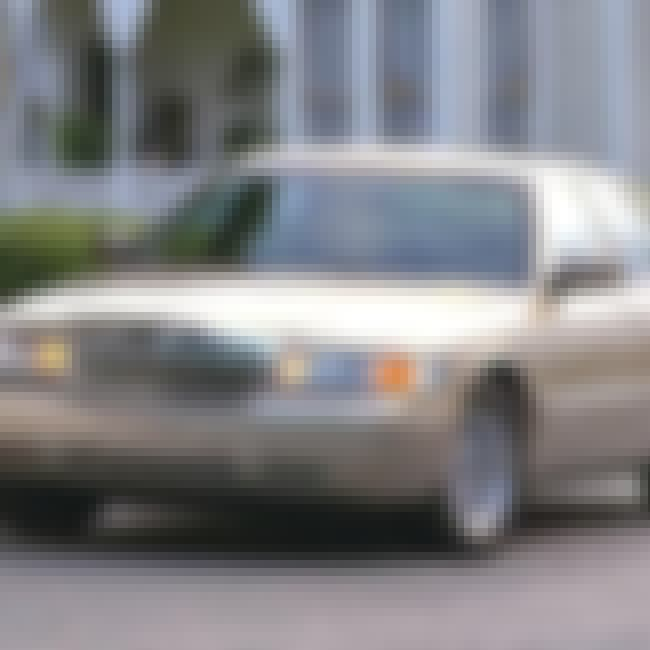 1989 Mercury Grand Marquis Sed... is listed (or ranked) 3 on the list List of 1989 Mercurys