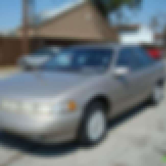 1994 Mercury Sable Sedan is listed (or ranked) 4 on the list List of 1994 Mercurys