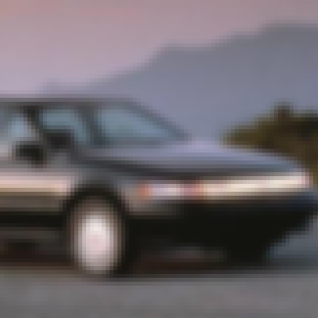 1995 Mercury Sable Sedan is listed (or ranked) 4 on the list List of 1995 Mercurys