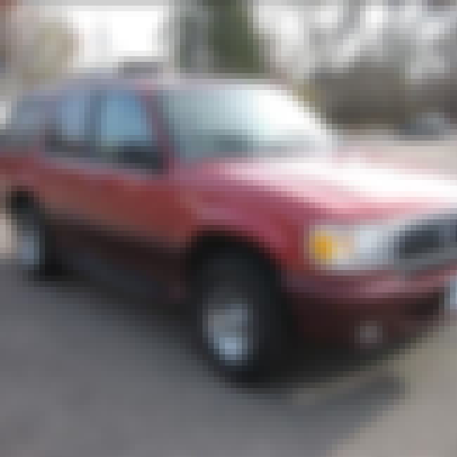 1998 Mercury Mountaineer SUV 2... is listed (or ranked) 3 on the list List of Popular Mercury Mountaineers