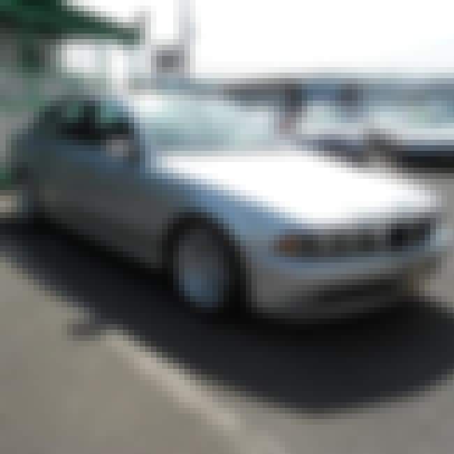 2003 BMW 525 Sedan is listed (or ranked) 4 on the list List of Popular BMW 525s