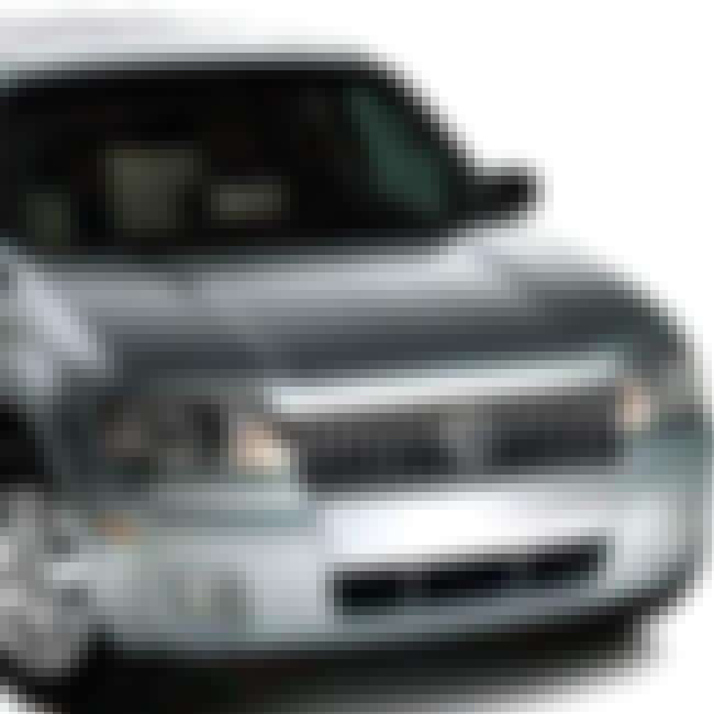 2005 Mercury Mariner SUV 4WD is listed (or ranked) 3 on the list List of 2005 Mercurys