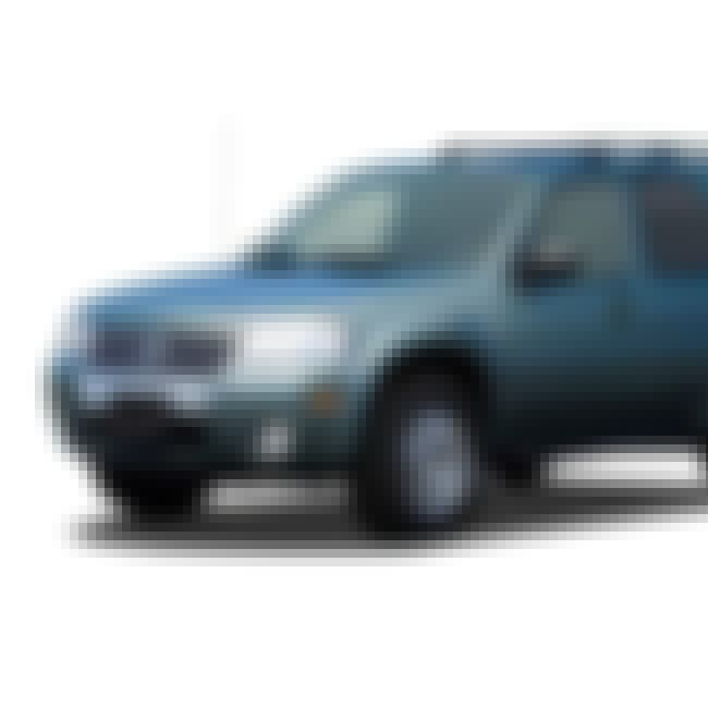 2006 Mercury Mariner SUV FWD is listed (or ranked) 4 on the list List of 2006 Mercurys
