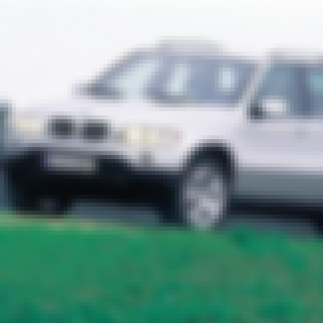 2000 BMW X5 Sport utility vehi... is listed (or ranked) 4 on the list The Best BMW X5s of All Time