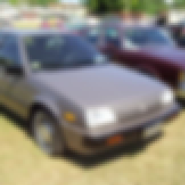 1985 Mitsubishi Mirage Sedan is listed (or ranked) 2 on the list List of Popular Mitsubishi Mirages