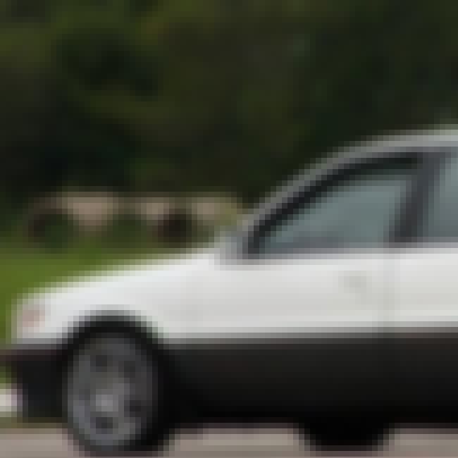 1989 Mitsubishi Mirage Sedan is listed (or ranked) 4 on the list List of 1989 Mitsubishis