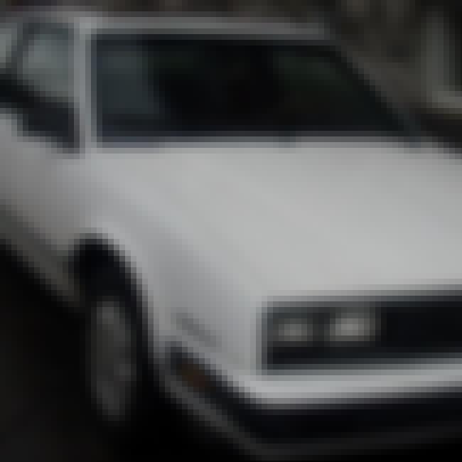 1987 Pontiac 6000 Coupé is listed (or ranked) 2 on the list List of 1987 Pontiacs