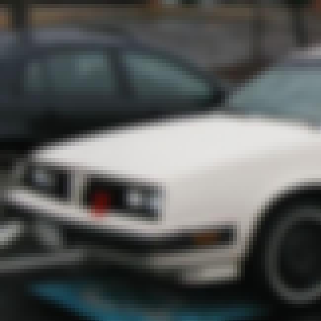 1991 Pontiac 6000 Sedan is listed (or ranked) 1 on the list List of 1991 Pontiacs