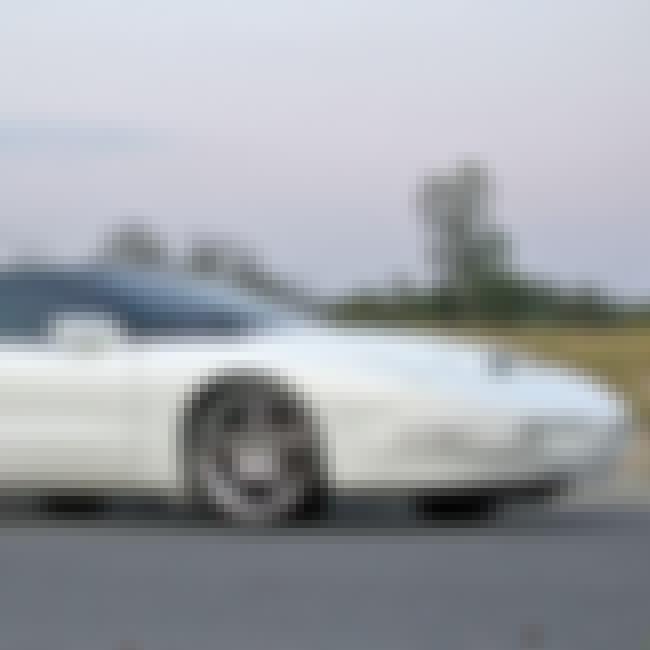1995 Pontiac Firebird Coupé is listed (or ranked) 3 on the list List of 1995 Pontiacs