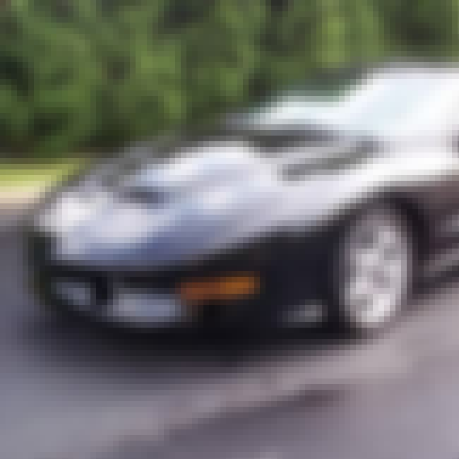 1997 Pontiac Firebird Coupé is listed (or ranked) 3 on the list List of 1997 Pontiacs