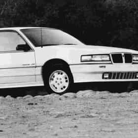 1986 Pontiac Grand Am Sedan