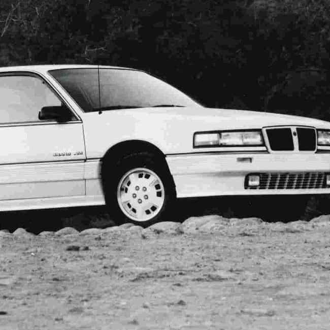 1986 Pontiac Grand Am Se... is listed (or ranked) 4 on the list List of Popular Pontiac Grand Ams