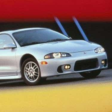 1999 Mitsubishi Eclipse Hatchb is listed (or ranked) 2 on the list The Best Mitsubishi Eclipses of All Time