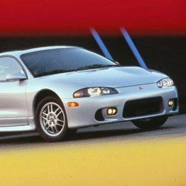 1999 Mitsubishi Eclipse ... is listed (or ranked) 4 on the list The Best Mitsubishi Eclipses of All Time