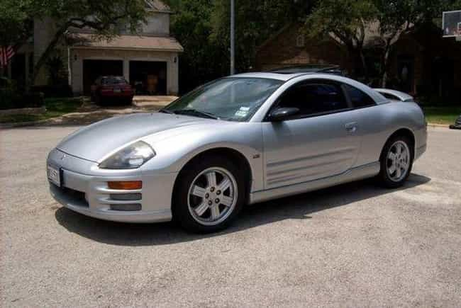 2000 Mitsubishi Eclipse Hatchb... is listed (or ranked) 1 on the list List of 2000 Mitsubishis