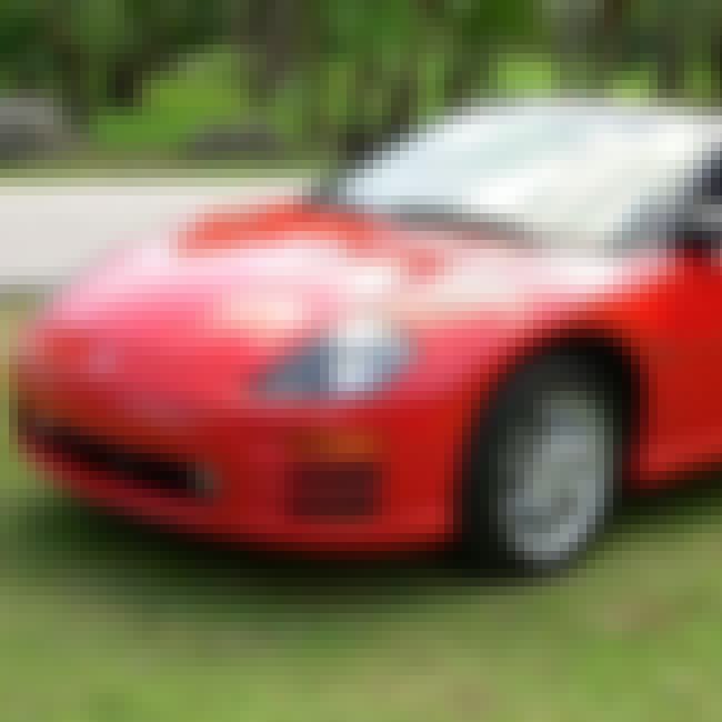 2002 Mitsubishi Eclipse Spyder is listed (or ranked) 3 on the list List of 2002 Mitsubishis