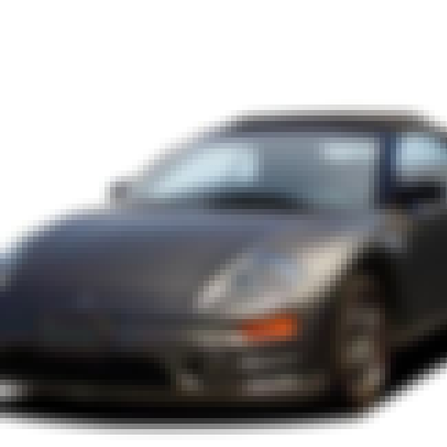 2005 Mitsubishi Eclipse Spyder is listed (or ranked) 3 on the list List of 2005 Mitsubishis