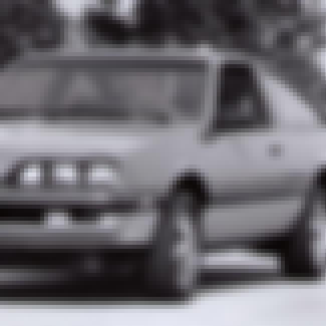 1984 Pontiac Sunbird Coupé is listed (or ranked) 2 on the list List of Popular Pontiac Sunbirds