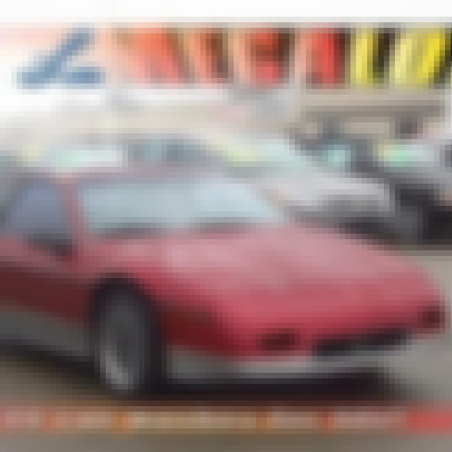 1987 Pontiac Sunburst Hatchbac... is listed (or ranked) 3 on the list List of Popular Isuzu Geminis