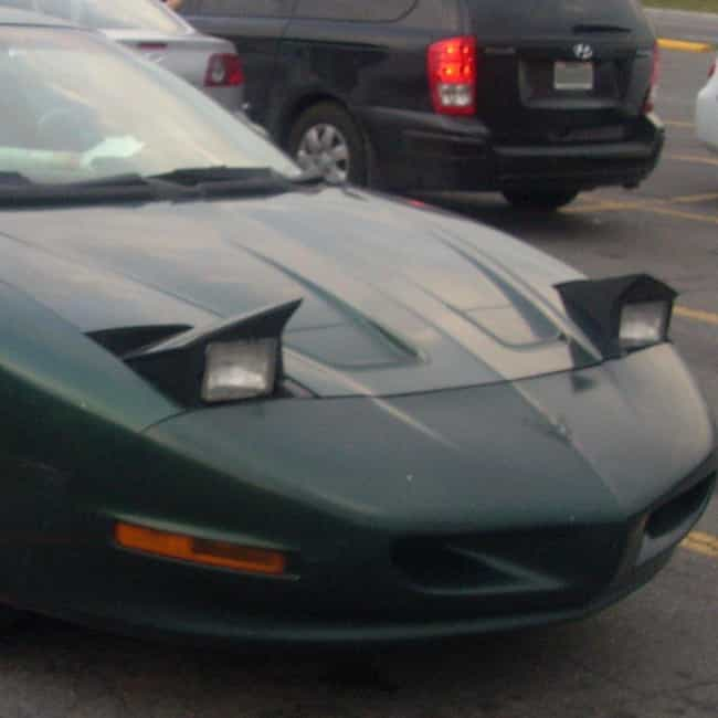 1993 Pontiac Firebird Fo... is listed (or ranked) 4 on the list List of 1993 Pontiacs
