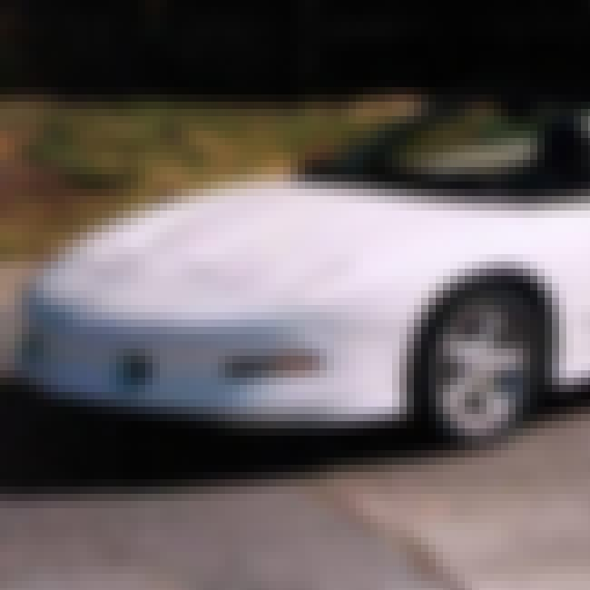 1995 Pontiac Firebird Formula ... is listed (or ranked) 4 on the list List of 1995 Pontiacs