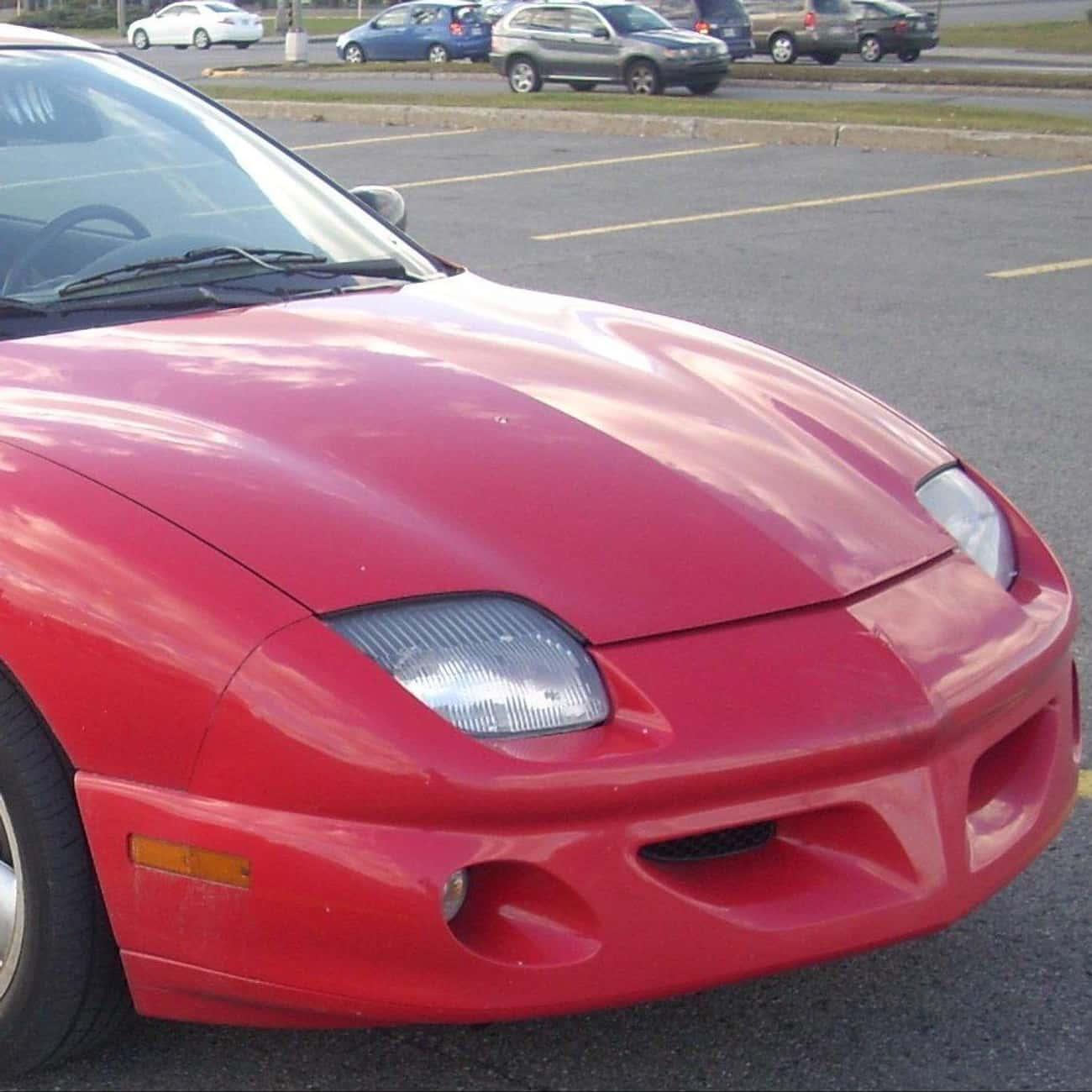 1995 Pontiac Sunfire Coupé