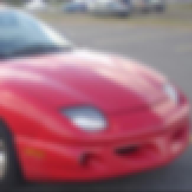 1995 Pontiac Sunfire Coupé is listed (or ranked) 2 on the list List of Popular Pontiac Sunfires