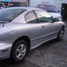 2000 Pontiac Sunfire Coupé