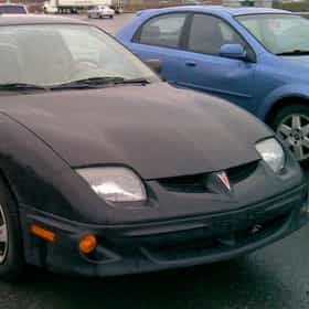 2002 Pontiac Sunfire Coupé