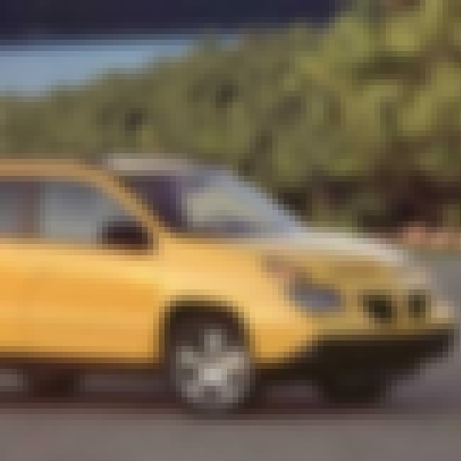2002 Pontiac Aztek SUV AWD is listed (or ranked) 3 on the list List of Popular Pontiac Azteks