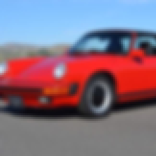 1987 Porsche 911 Targa top is listed (or ranked) 6 on the list List of Popular Porsche 911s
