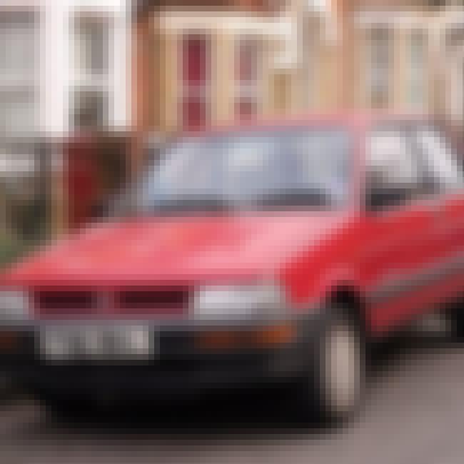 1989 Subaru Justy Hatchback is listed (or ranked) 4 on the list List of Popular Subaru Justys