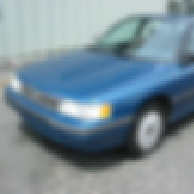 1990 Subaru Legacy Sedan is listed (or ranked) 1 on the list List of Popular Subaru Legacys